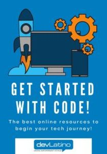 Get Started with Code ebook cover